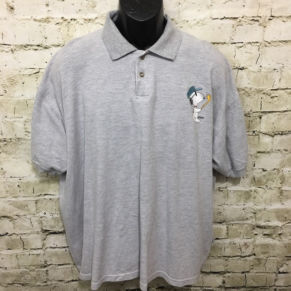 3f0d38e23 Toon Time Shirts | Vintage Snoopy Golfing Polo Shirt | Poshmark